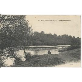 Bouvron - 44 - L��tang De Vilhouin - Carte Dat�e Du 16 Juillet 1919