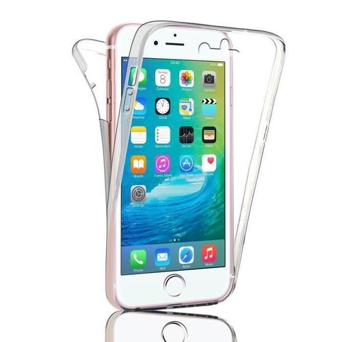 coque en silicone pour iphone 8