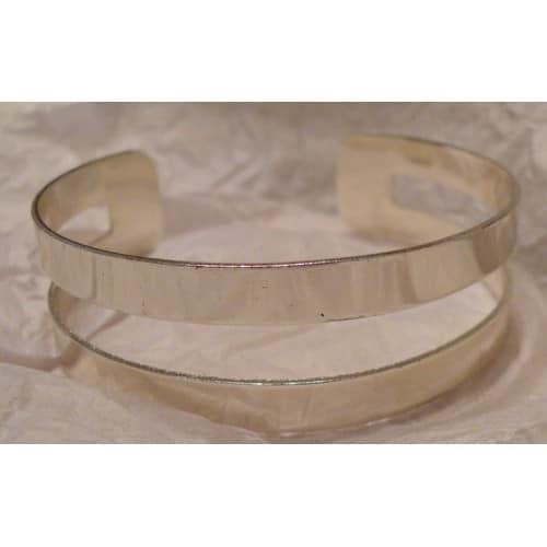 Bracelet femme or moderne