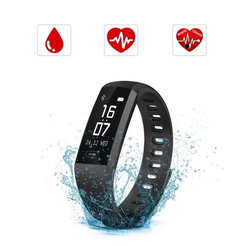 bracelet intelligent montre sport tanche connect e. Black Bedroom Furniture Sets. Home Design Ideas