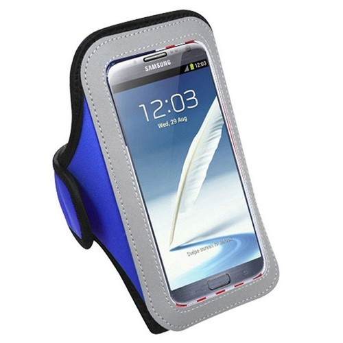 Brassard de sport tui housse armband universel pour for Housse telephone samsung galaxy note 3