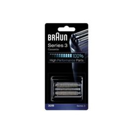 Petite annonce Braun Cassette 32b Series 3 Silver Accessoire Rasage - 78000 VERSAILLES