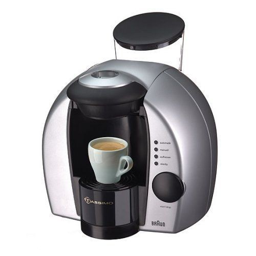 braun tassimo ta1000 cafeti re expresso s rie limit. Black Bedroom Furniture Sets. Home Design Ideas