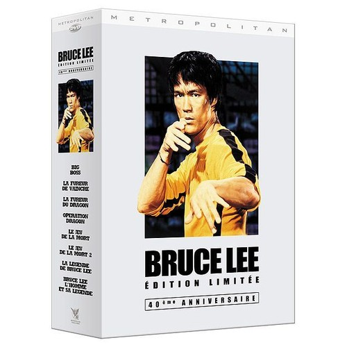 Lee L'intégrale Dvd 6 2 En Bruce Films Coffret Documentaires HFdRHvq