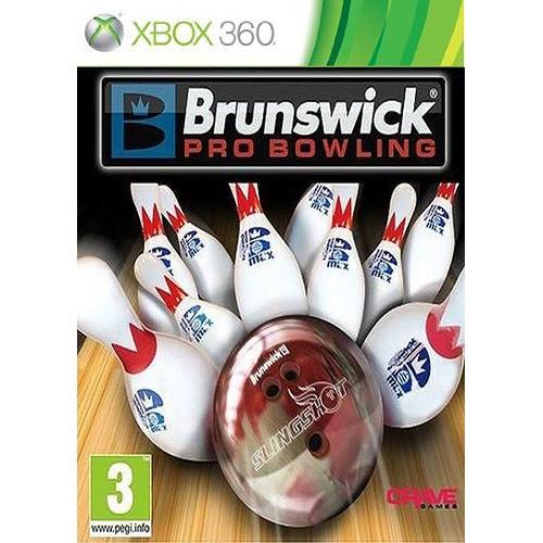 Brunswick Pro Bowling Pas Cher