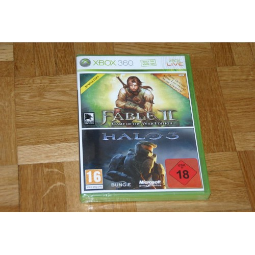 Fable 2, And Fable 2 Game of year edition, Different game …