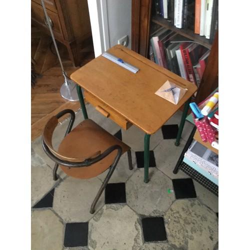 Bureau Du0027écolier Vintage