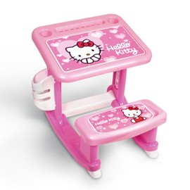 bureau hello kitty pas cher bureau hello kitty sur enperdresonlapin. Black Bedroom Furniture Sets. Home Design Ideas