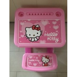 Bureau hello kitty achat vente de jouet priceminister for Bureau hello kitty