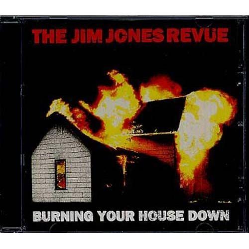 Burning your house down the jim jones revue cd album for Jim s dog house