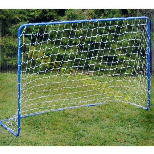but de foot cage football avec filet pour jardin ou exterieur. Black Bedroom Furniture Sets. Home Design Ideas