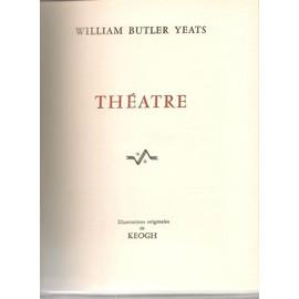 Th�atre. de Butler Yeats William