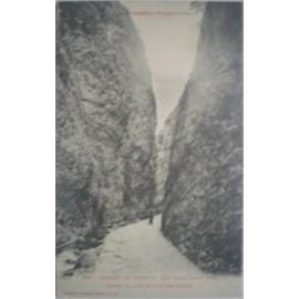C. Postale : France - 66 - Thues-Entre-Valls - Gorges De Caren�a (1926)
