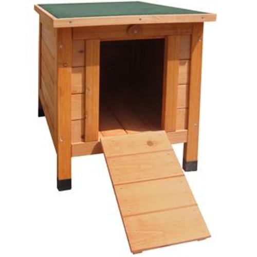 cabane en bois cosy pour lapin achat et vente. Black Bedroom Furniture Sets. Home Design Ideas
