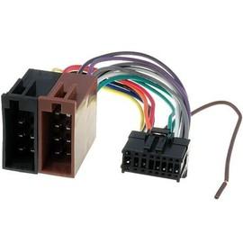 c ble adaptateur connecteur faisceau iso pour autoradio pioneer 16 pins 03. Black Bedroom Furniture Sets. Home Design Ideas