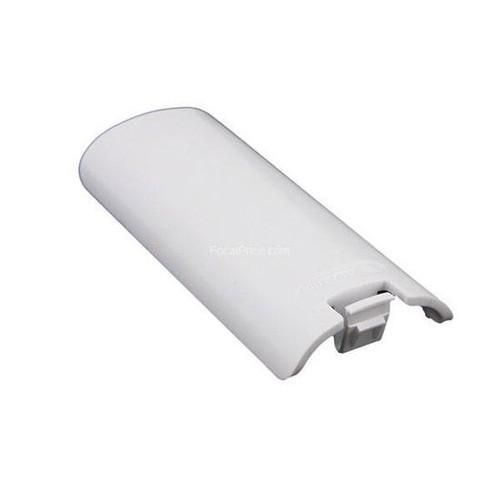 cache pile batterie blanc manette wii wiimote achat et. Black Bedroom Furniture Sets. Home Design Ideas