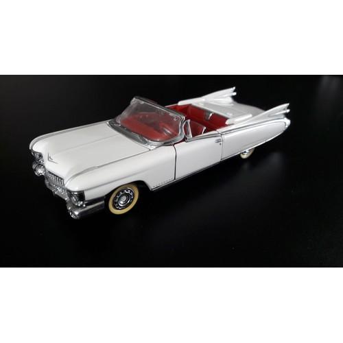 Eldorado Convertible Cadillac 143 1959 Biarritz BedCox