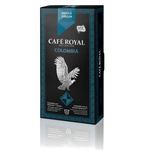 Café Royal Single Origin Colombia Capsules Compatibles