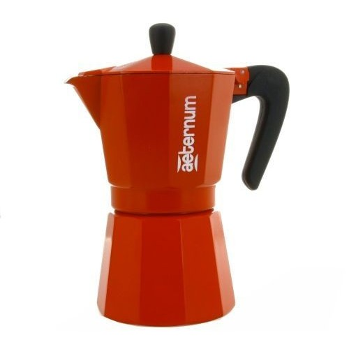 Cafetiere italienne bialetti aeternum rouge 0004533 pas cher - Cafetiere italienne comment ca marche ...