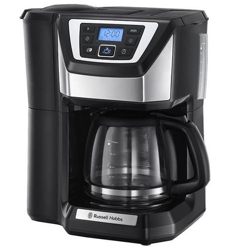 cafeti re programmable 12 tasses 1025w avec broyeur 22000. Black Bedroom Furniture Sets. Home Design Ideas