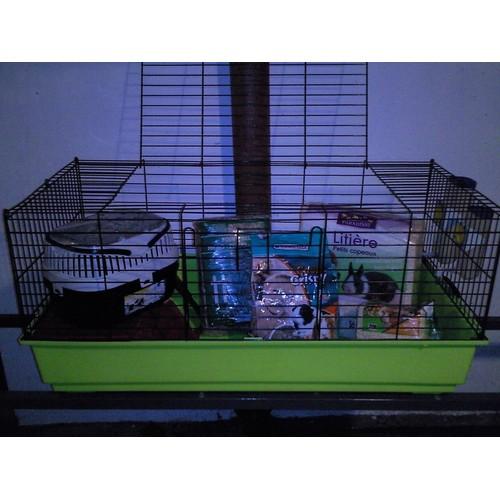cage lapin ou cochons d 39 inde achat et vente rakuten. Black Bedroom Furniture Sets. Home Design Ideas