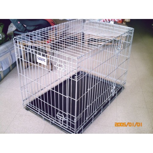 cage de transport pour chien 61 5x92x12 cm achat et vente. Black Bedroom Furniture Sets. Home Design Ideas