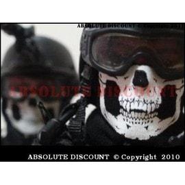 cagoule masque tour de cou micro fibre tete de mort skull call of duty modern warfare 2. Black Bedroom Furniture Sets. Home Design Ideas