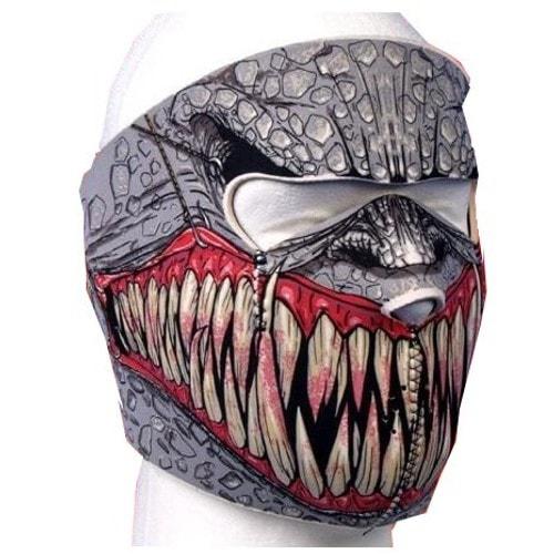 Cagoule tour de cou charpe foulard masque mask t te mort - Tete de mort style ...
