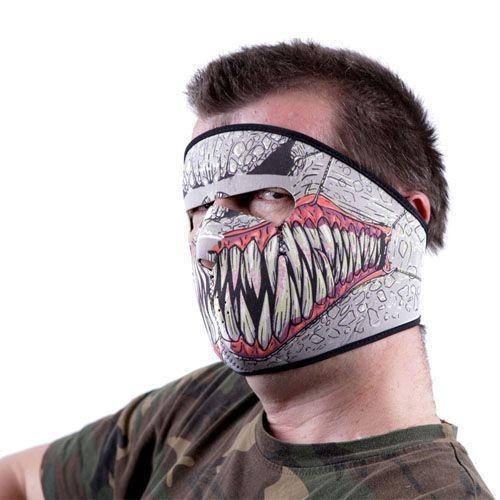 cagoule tour de cou charpe foulard masque mask t te mort squelette os style warfare airsoft. Black Bedroom Furniture Sets. Home Design Ideas