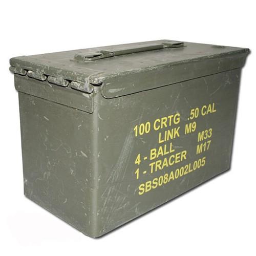 caisse boite a munitions us army en metal vert kaki miltec 91592600 materiel militaire armee. Black Bedroom Furniture Sets. Home Design Ideas