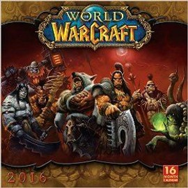World Of Warcraft Calendar