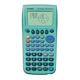 Calculatrice graphique casio graph 25 neuf et d 39 occasion for Calculatrice prix