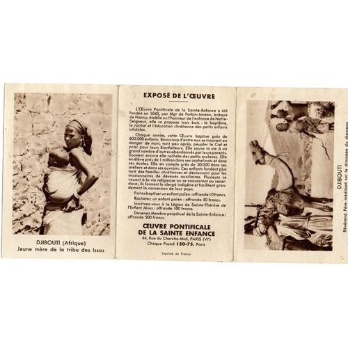 Calendrier 1951.Calendrier 1951 Oeuvre Pontificale De La Sainte Enfance