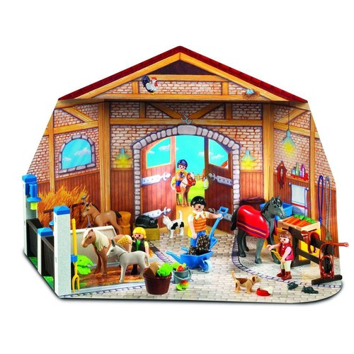 playmobil 4159 calendrier de l 39 avent achat et vente. Black Bedroom Furniture Sets. Home Design Ideas