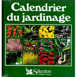 Couverture de Calendrier du jardinage