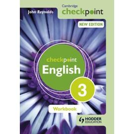 Cambridge Checkpoint English Workbook de Reynolds