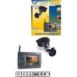offer buy  camera de surveillance sans fil avec moniteur couleur electricite