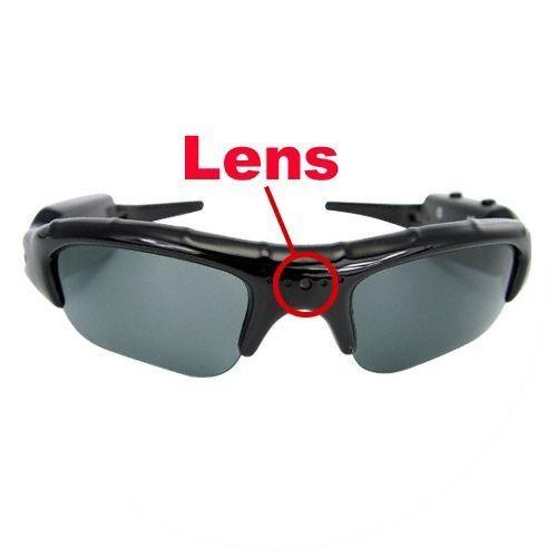 Caméra espion Lunettes de soleil - CAES111 pas cher - Rakuten 1c6ca07dca6b