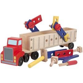 camion outillage jeu de construction en bois neuf et d 39 occasion. Black Bedroom Furniture Sets. Home Design Ideas