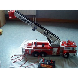 offer buy  camion pompier telecommande jouet
