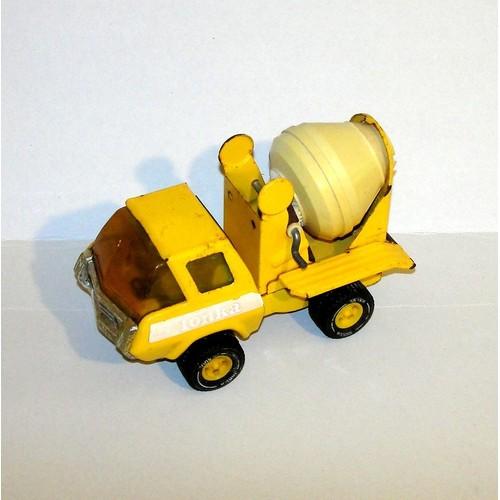 camion tonka betonniere toupie 21 cm achat et vente priceminister rakuten. Black Bedroom Furniture Sets. Home Design Ideas