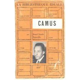 Camus de Jean-Claude Brisville