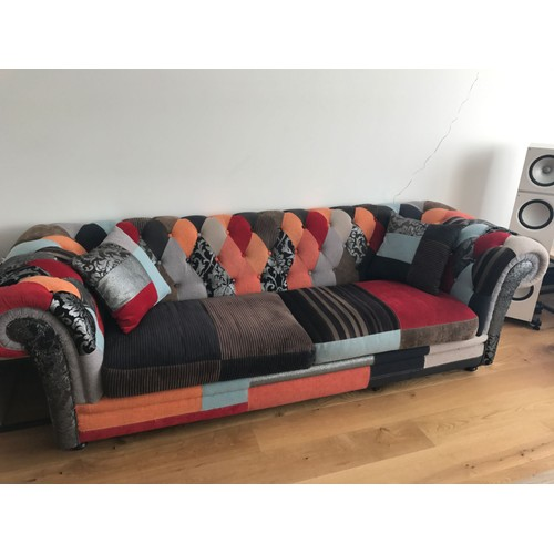 canap industriel 3 places et pouf achat et vente. Black Bedroom Furniture Sets. Home Design Ideas