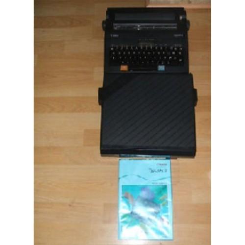canon typestar 2 machine crire lectronique rakuten. Black Bedroom Furniture Sets. Home Design Ideas