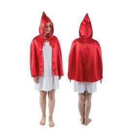 cape tissu avec capuche petit chaperon rouge achat et vente. Black Bedroom Furniture Sets. Home Design Ideas