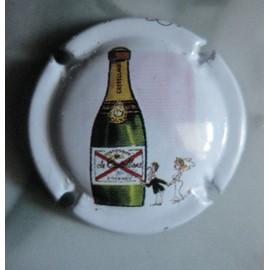 Capsule Champagne De Castellane