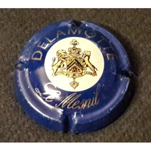 Capsule de champagne delamotte bleu france neuf et d for Champagne lamotte prix