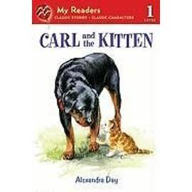Carl And The Kitten de Alexandra Day