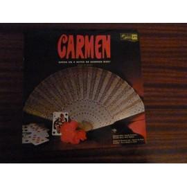 Carmen - Pierre-Michel Le Conte