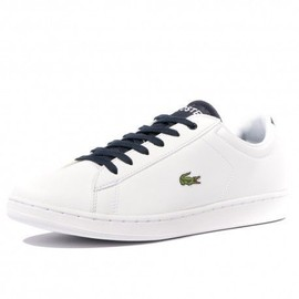 eef9756f948 Carnaby Evo 317 Femme Chaussures Blanc Lacoste - Achat et vente